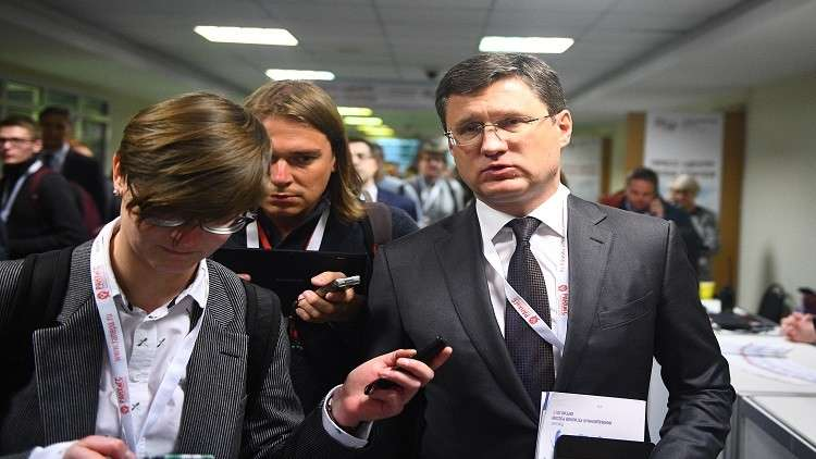 نوفاك: لا نعتزم الانسحاب من اتفاق