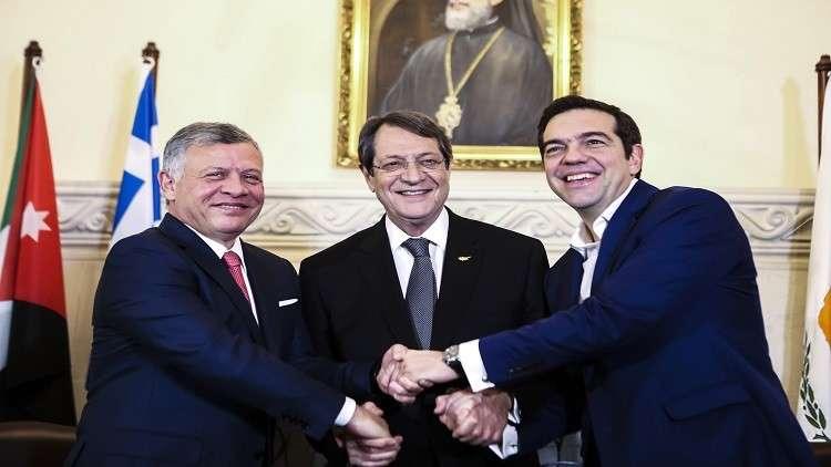اليونان وقبرص والأردن تؤكد وجوب تحديد وضع القدس في إطار حل شامل