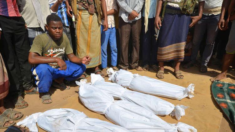اليونيسف: خمسة آلاف طفل يمني قتلوا وجرحوا منذ تدخل التحالف العربي