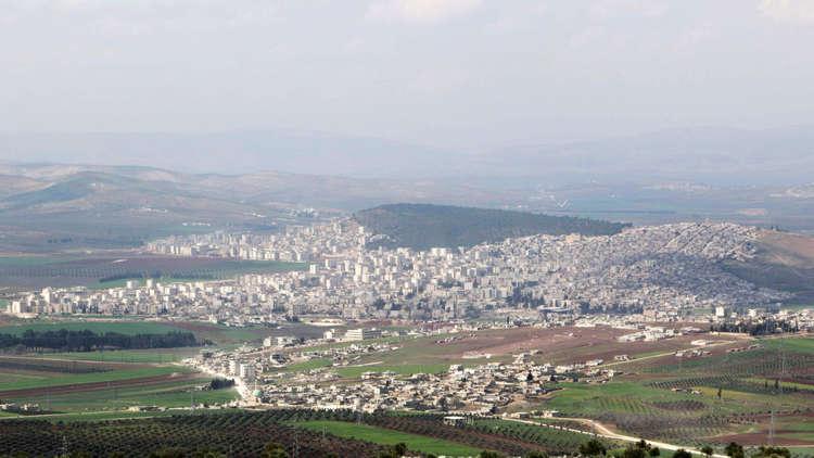 بدء نزوح المدنيين عن عفرين السورية مع اقتراب عملية الجيش التركي هناك
