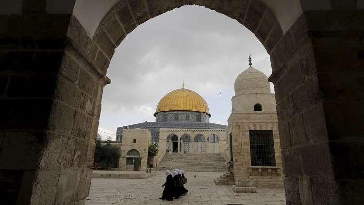الأردن يندد بوقف إسرائيل أعمال الصيانة والترميم في المسجد الأقصى