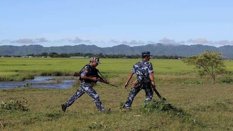 مقتل 7 بوذيين برصاص الشرطة في ميانمار