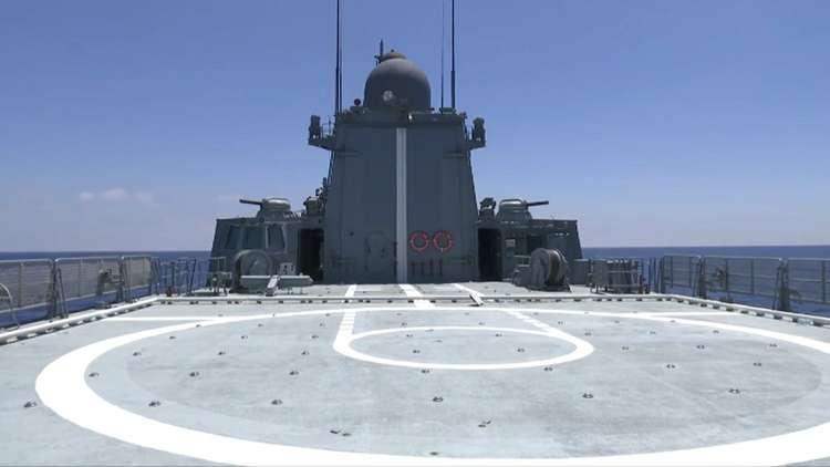 الأسطول الحربي الروسي.. من سوريا إلى بريطانيا