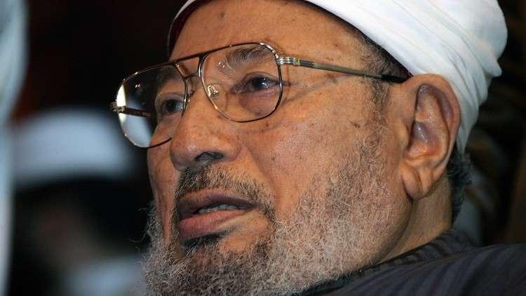 مصر: 8 أحكام بالإعدام و16 بالمؤبد بمن فيهم القرضاوي