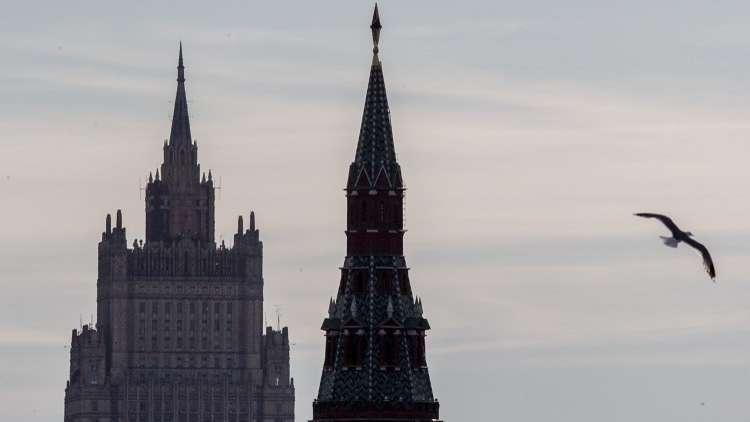 الخارجية الروسية: موسكو مستعدة لإقامة حوار سياسي بين الفلسطينيين والإسرائيليين