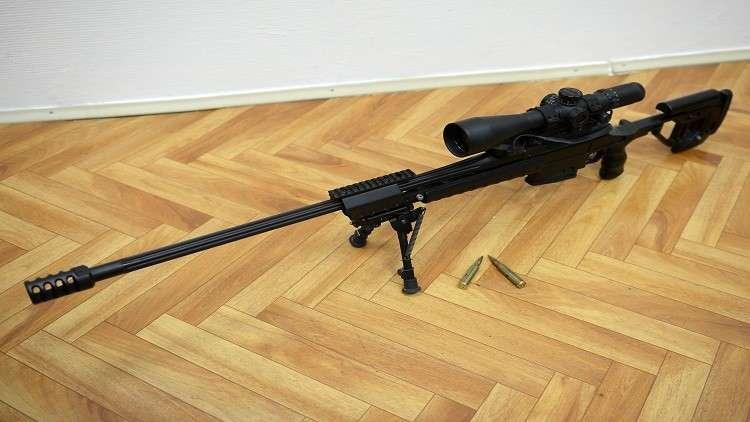 تزويد الحرس الوطني الروسي بسلاح فريد