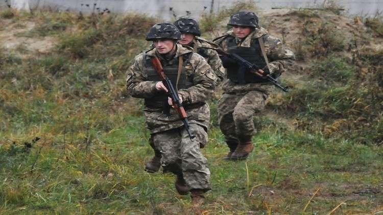 مصرع 3 عسكريين أوكرانيين في دونباس خلال يوم واحد