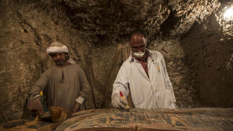 علماء مصر يبحثون عن زوجة توت عنخ آمون