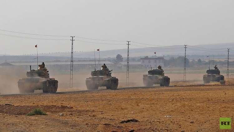 تفاصيل خطة تركيا لاقتحام عفرين