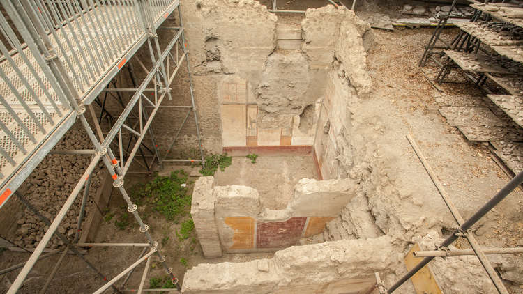 العثور على أنقاض مدينة أثرية عمرها 2700 عام
