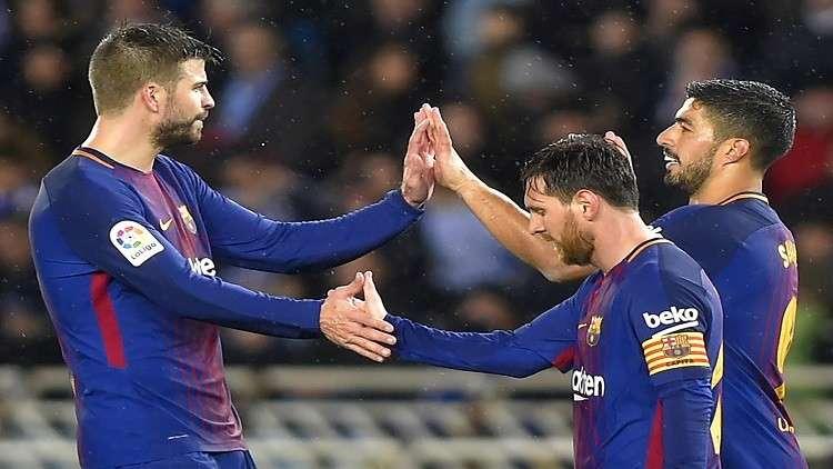الدوري الإسباني.. برشلونة لتعويض هفوة الكأس والريال لنسيان خسارة فياريال