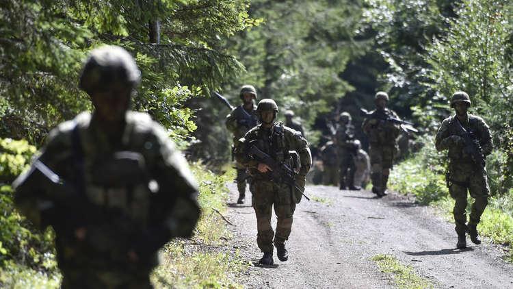 سريّة عسكرية فرنسية تنضم لقوات الناتو في إستونيا