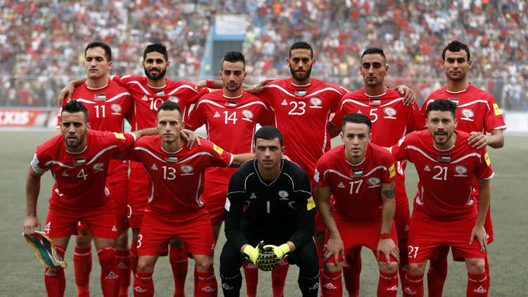 تصنيف الفيفا.. منتخب فلسطين يحقق إنجازا تاريخيا