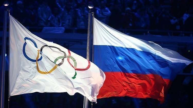 الكشف عن لباس الرياضيين الروس خلال الأولمبياد الشتوي (صور)