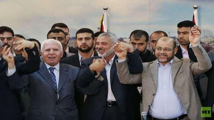 حماس تتهم حكومة الوفاق بتكريس الانقسام الفلسطيني
