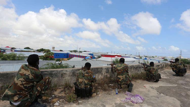 مقتل لواء بحري في العاصمة الصومالية مقديشو