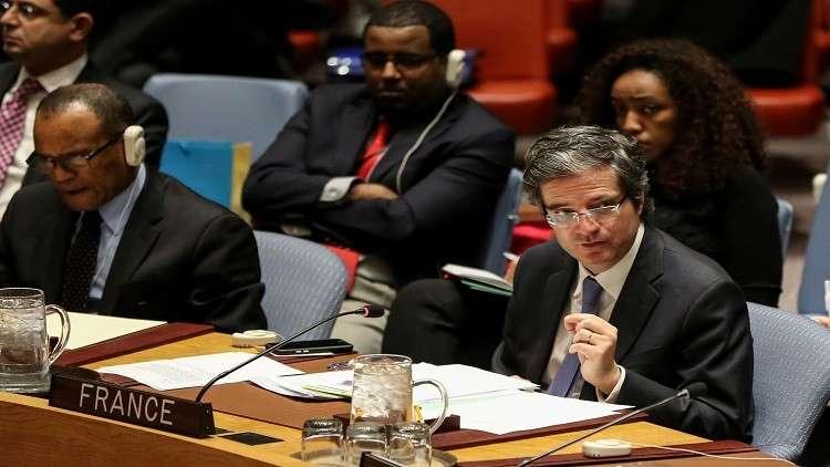 فرنسا تدعو لتشكيل فريق دولي للتحقيق في الاعتداءات الكيميائية في سوريا