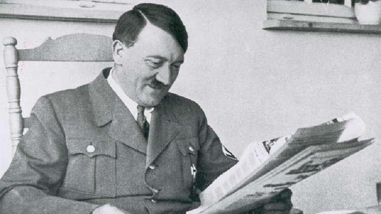روماني يعثر على وثيقة تثبت أنه ابن هتلر!