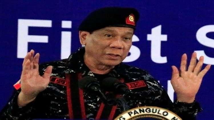 دوتيرتي قد يمنع الفلبينيين من العمل في الكويت