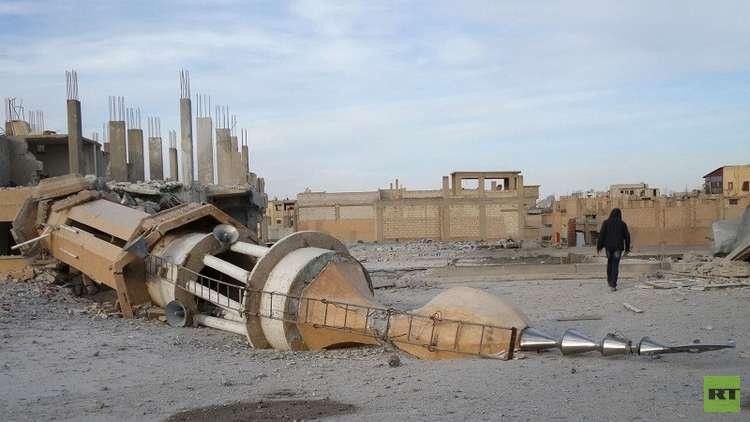 عدد قتلى التحالف من المدنيين في سوريا والعراق ازداد 3 أضعاف