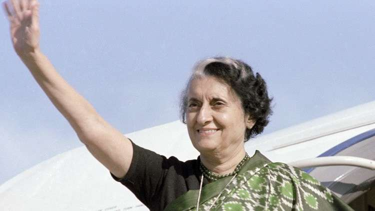 غاندي المرأة التي غيّرت تاريخ الهند!