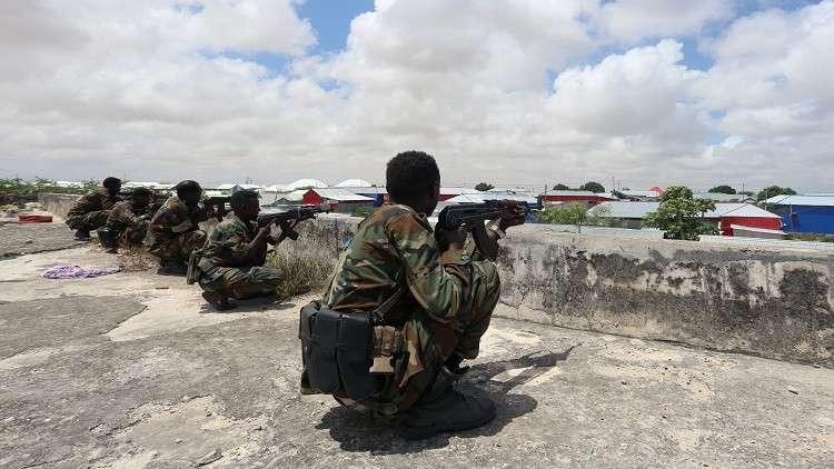 القوات الصومالية تحرّر 32 طفلا من