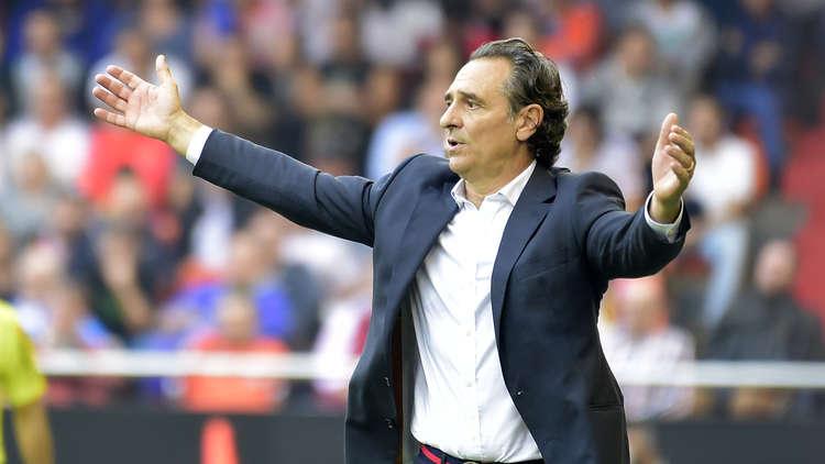 النصر الإماراتي يقيل مدربه الإيطالي برانديلي