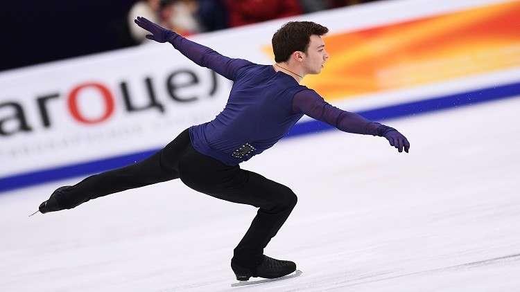 روسيا تواصل حصد الميداليات في بطولة أوروبا للتزحلق الفني على الجليد