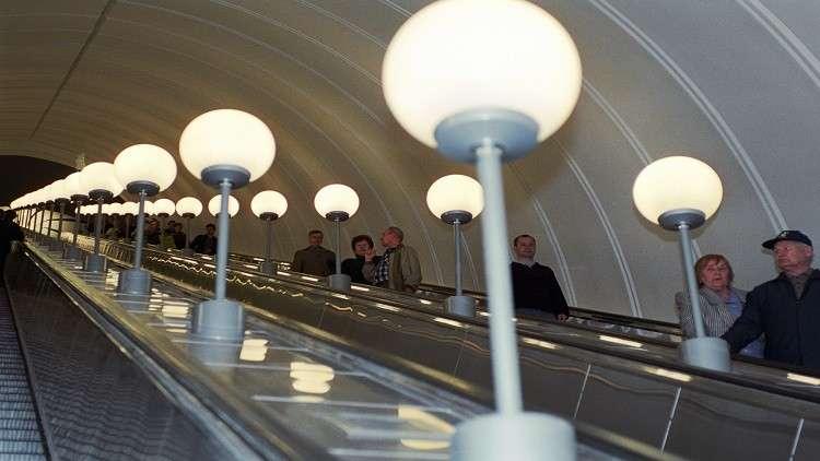عمدة موسكو ينشر فيديو لأعمال بناء أعمق محطات مترو العاصمة