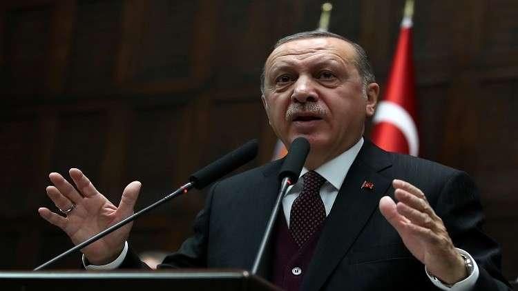 أردوغان: عملية عفرين بدأت وستستمر حتى منبج