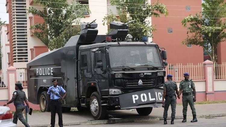 الشرطة النيجيرية تحرر 4 مخطوفين غربيين