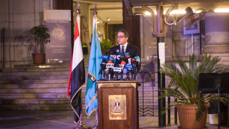مصر تستعد لمفاجأة وكشف عالمي كبير الشهر القادم