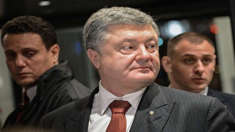 الرئيس الأوكراني يزور إحدى الدول باسم مستعار