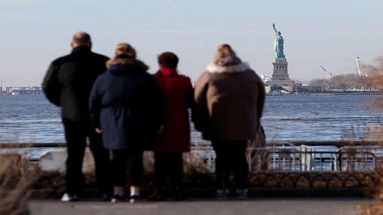 معالم الولايات المتحدة تغلق أبوابها في وجه السياح