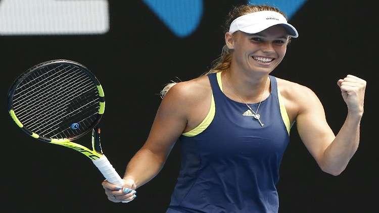 فوزنياكي تتأهل إلى ربع نهائي أستراليا المفتوحة