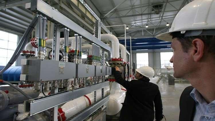 الكويت تضع عينها على الغاز الروسي