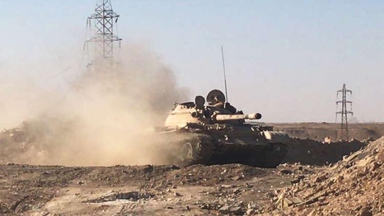 الجيش السوري يستعد لهجوم كبير على إدلب
