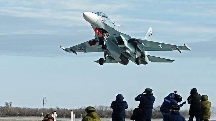 روسيا تزود ميانمار بمقاتلات