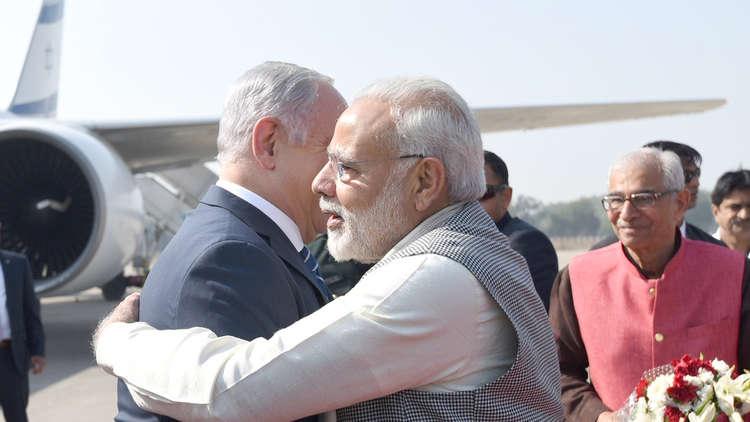 إسرائيل تخطف الهند من روسيا
