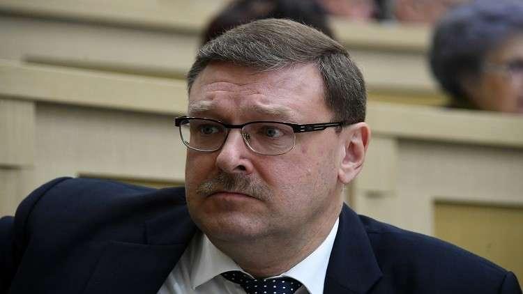 برلماني روسي لنصر الحريري: لا نقف إلى جانب أحد في النزاع السوري