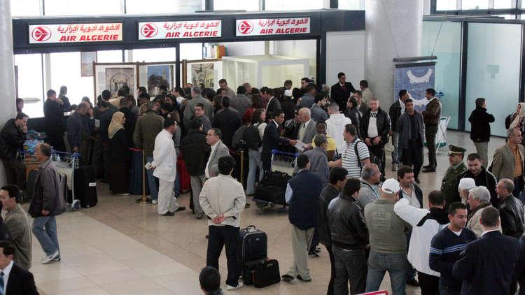 إضراب المضيفين يشل حركة الخطوط الجوية الجزائرية