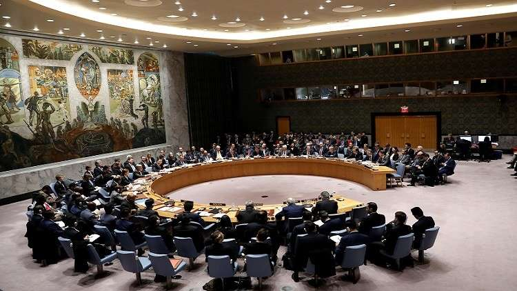 مجلس الأمن الدولي يلتزم الصمت بعد بحث عفرين