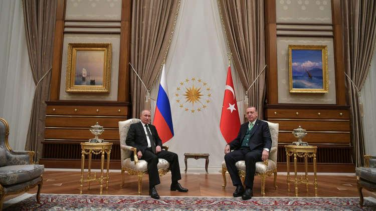 كيف اتفق بوتين وأردوغان بخصوص الأكراد؟