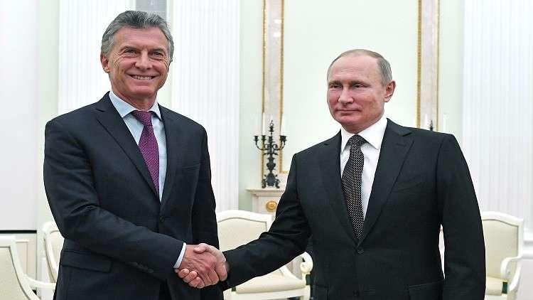 روسيا تعرض على الأرجنتين بناء محطة كهروذرية