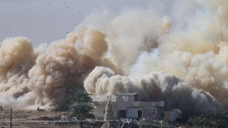 الجيش المصري: تصفية إرهابيين واعتقال آخرين في سيناء