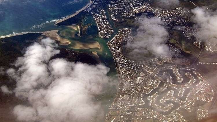 اكتشاف مدينة أسترالية من أصول أمريكية