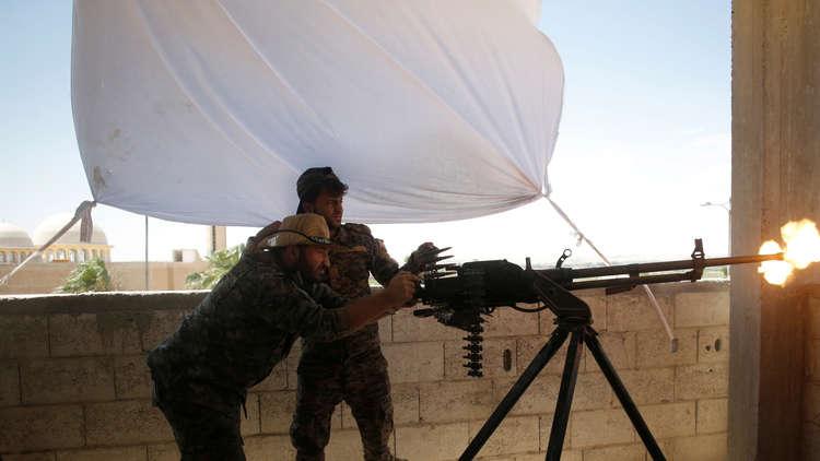 البنتاغون: سنوقف تسليح الجماعات المسلحة في سوريا حال محاربتهم غير