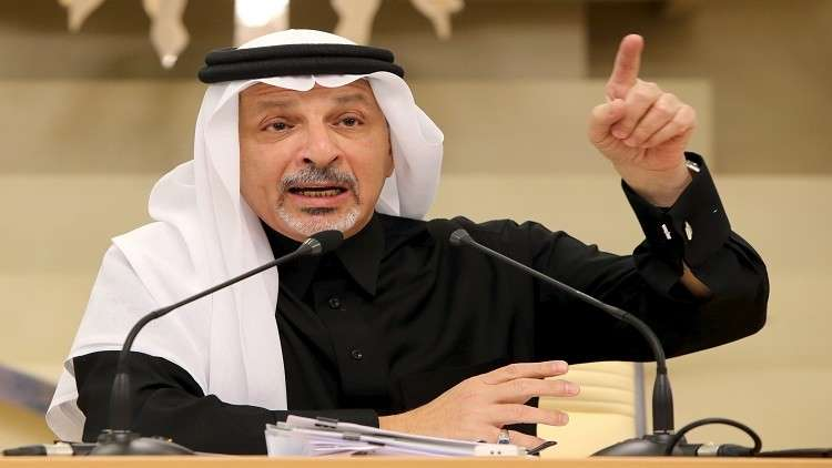 السفير السعودي من مصر: