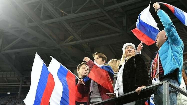 أولمبياد 2018.. رفع علم روسيا محظور على الرياضيين والمشجعين