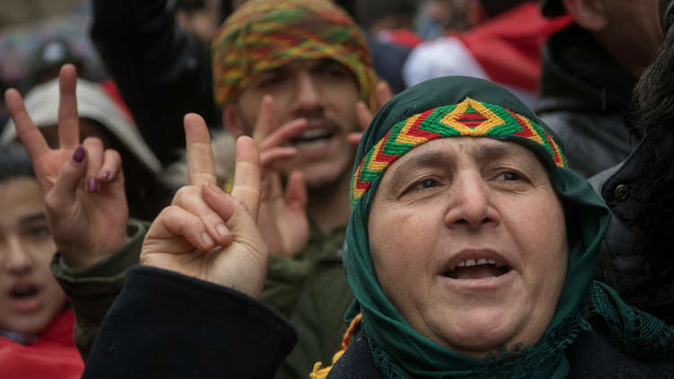 واشنطن تريد تدمير سوريا والأكراد أداتها